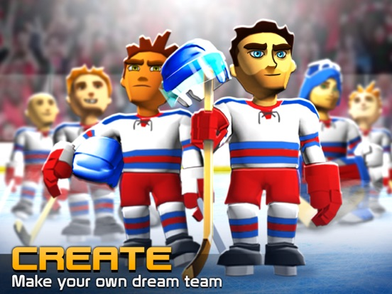 Big Win Hockey 2020 для iPad