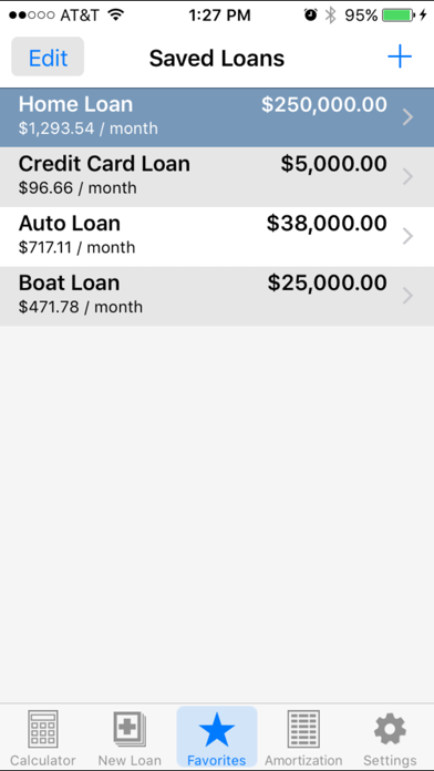 Loan Calculator Pro review screenshots