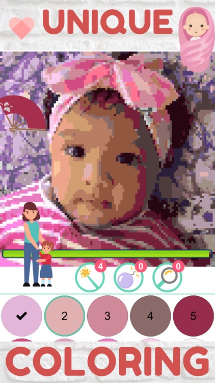 My Pixel Art : Color By Number screenshot-0