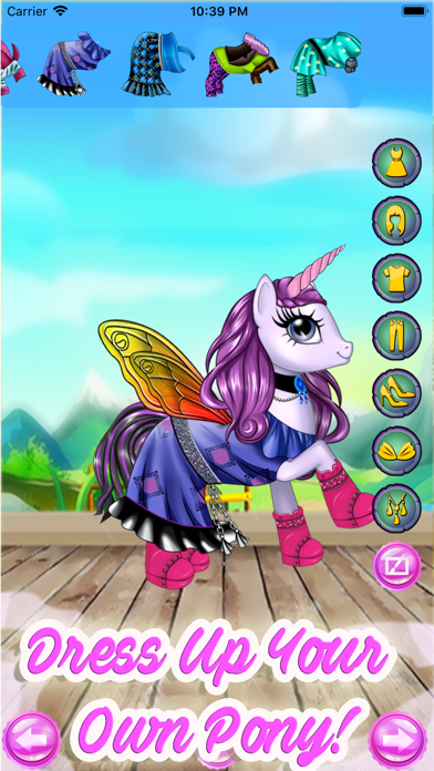 My Pony Monster Little Girls free Resources hack