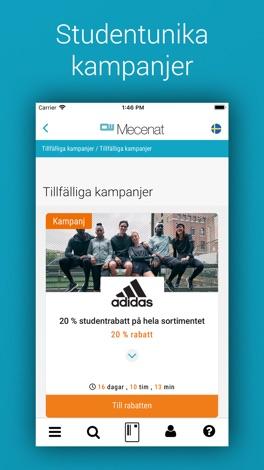 Mecenat screenshot for iPhone