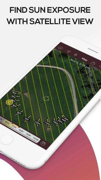 Sun Seeker Sun Tracker Compass screenshot-3