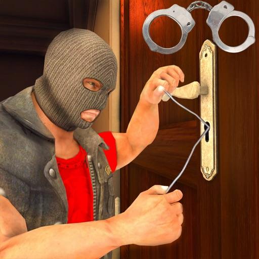 Sneak Thief Robbery VS Cops