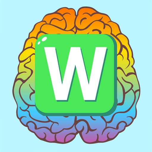 Word Brain - Connect the Words