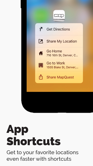 MapQuest GPS Navigation & Maps en App Store on