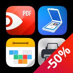 Ícone do app Pacote Definitivo de Produtividade - leia e edite PDFs, escaneie, imprima e planeje!