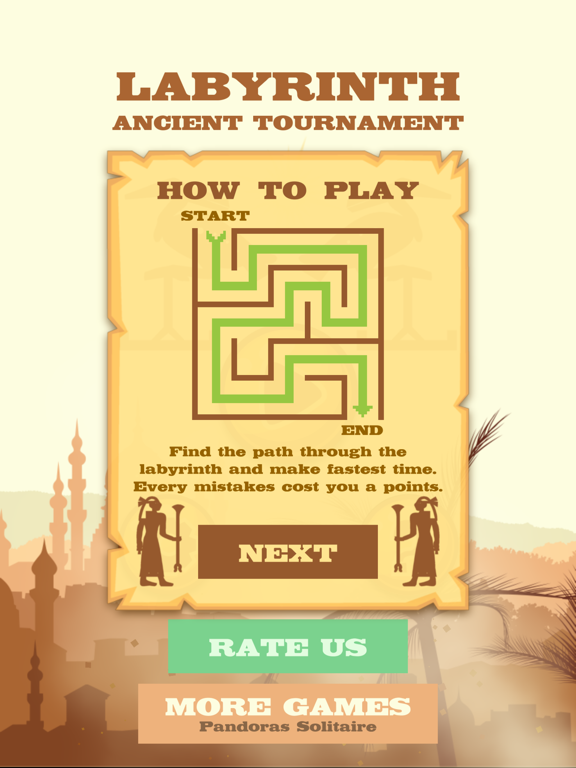 Labyrinth - Ancient Tournament screenshot 9