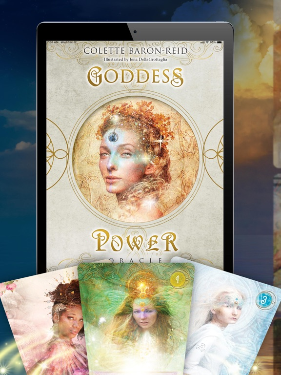 Goddess Power Oracle screenshot 6
