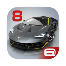 ‎Asphalt 8: Real Racing Game