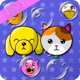 My baby game Bubbles pop! lite