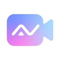 AirVid-Vlog Transition & Frame