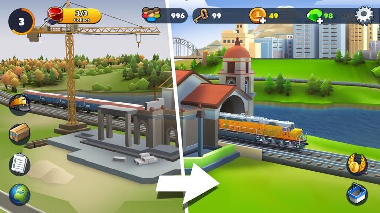 Train Station 2: Trains Tycoon screenshot-5