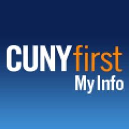 CUNYfirst MyInfo