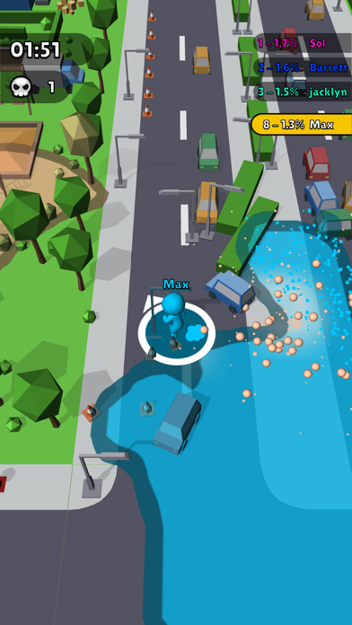 Conquer.io screenshot 5