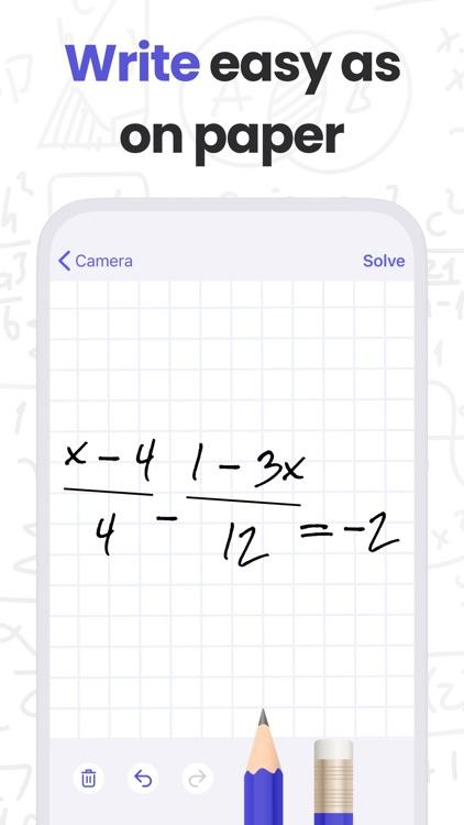 MathMaster: Camera Calculator screenshot-5