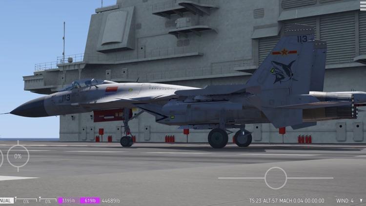 Carrier Landing HD screenshot-4