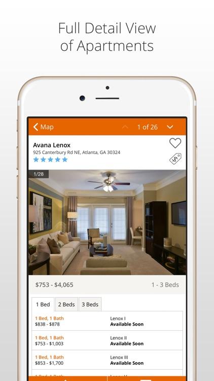 Apartment Finder screenshot-3
