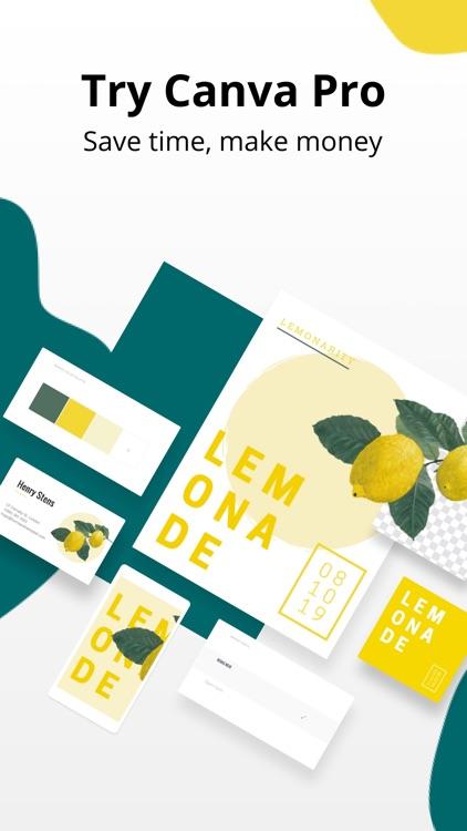 Canva: Graphic Design & Video screenshot-7