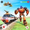 ユーロ 列車 ロボット ウォーズ - iPadアプリ