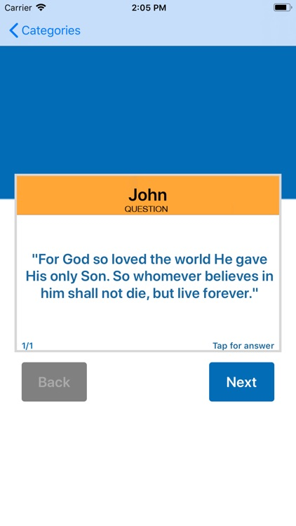 Bible Verse Flashcard Maker screenshot-7