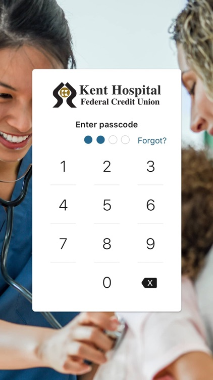 Kent Hospital FCU screenshot-0