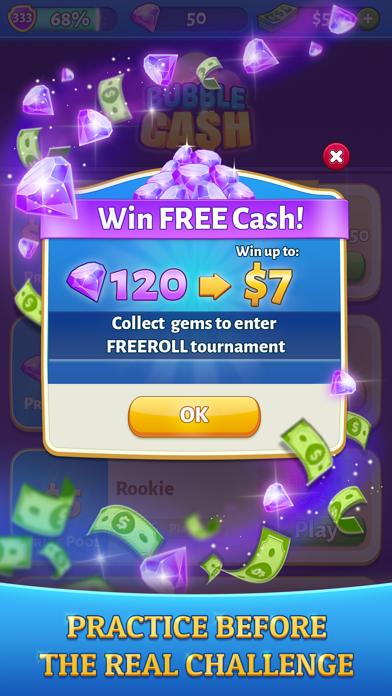 Bubble Cash screenshot 2