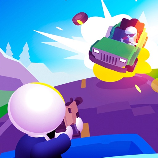 Rage Road 3D : Fury Riders