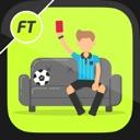 FootieTalks Sofa Referee