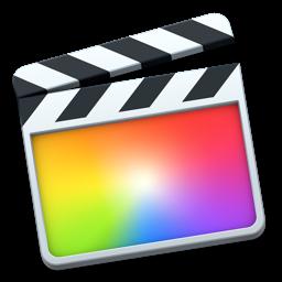 Ícone do app Final Cut Pro