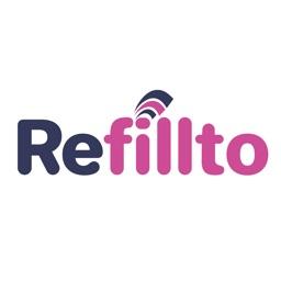 Refillto : Mobile recharge