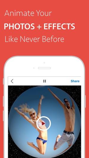 Flipagram + Screenshot