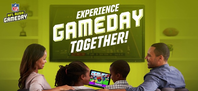 NFL Rush Gameday on the App Store