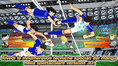 Screenshot of Captain Tsubasa: Dream Team3