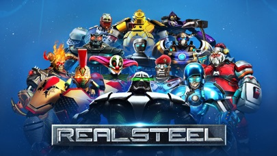 Screenshot for Real Steel in Venezuela App Store