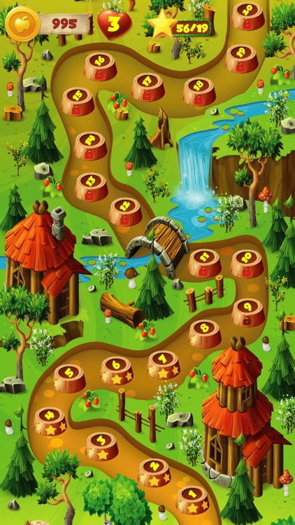 Forest Story Puzzle