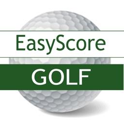 EasyScore Golf Scorecard
