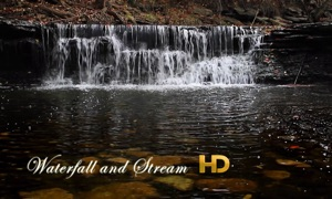 Waterfall and Stream HD