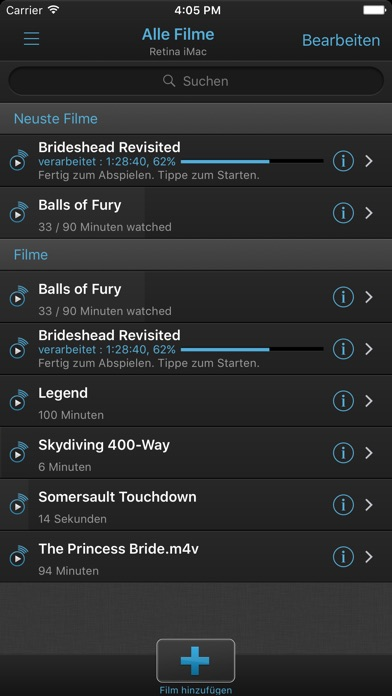 Screenshot for VLC Streamer in Germany App Store