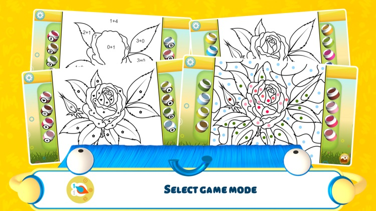 Color by Numbers - Flowers screenshot-1