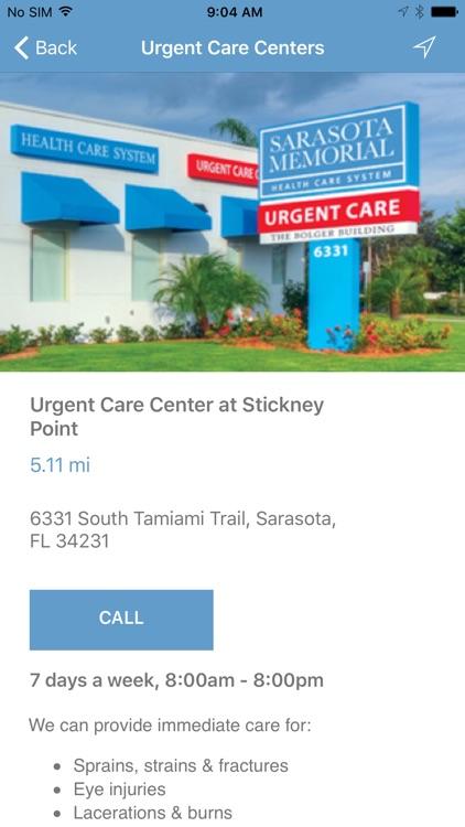 SMH Urgent Care screenshot-3