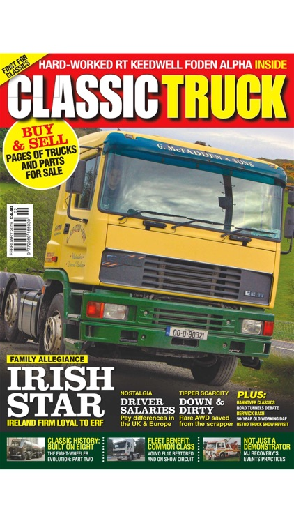 Classic Truck Magazine screenshot-0