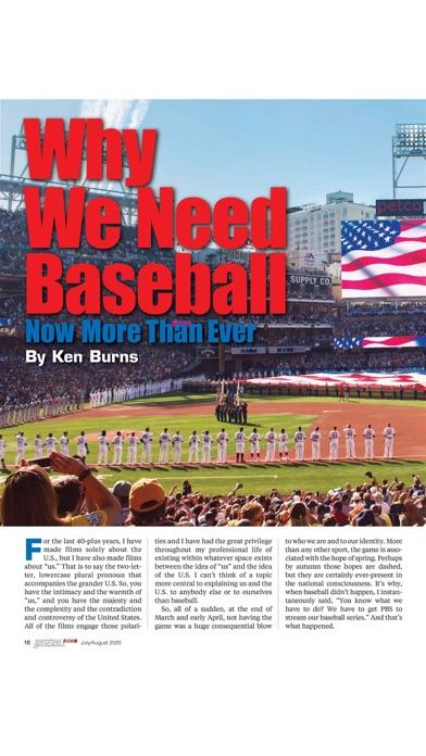 Baseball Digest Magazineのおすすめ画像3