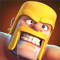 App Icon for Clash of Clans App in El Salvador App Store