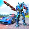 パトカーチェイスロボット大戦 - iPhoneアプリ