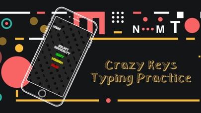 Crazy Keys: Typing Practice