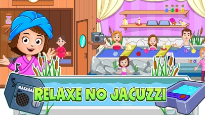 Screenshot for My Town : Beauty Spa Saloon in Portugal App Store