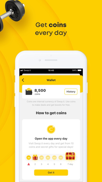 Swop.it – Local Swap Deals screenshot-7