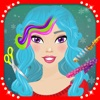 Girls Hair Makeover Spa Salon App Icon