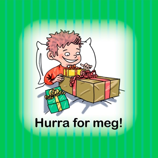 Hurra for meg!