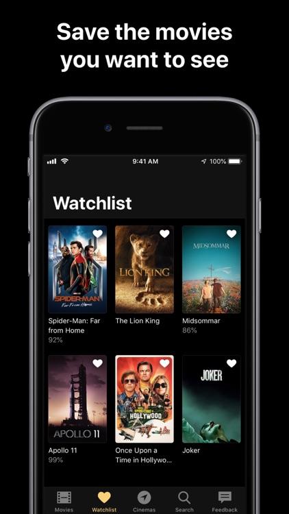 Cinemap screenshot-3